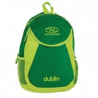 Highlander Dublin rugzak groen