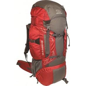 Rood met grijze Discovery 85