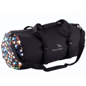 Easy Camp Reel Duffle zwart