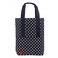 Mi-Pac Tote All Stars Navy-  Red