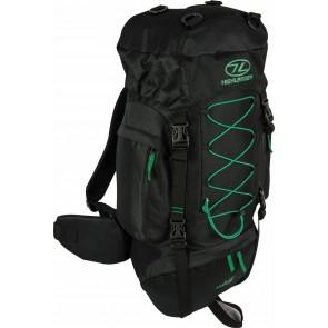 Highlander Rambler 44 zwart met groen