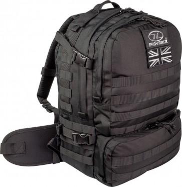 Zwarte Highlander Tomahawk Elite XL