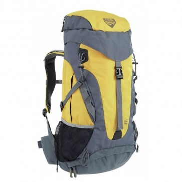 Pavillo Dura-Trek backpack 65L geel